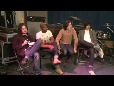 Dirty Pretty Things Interview