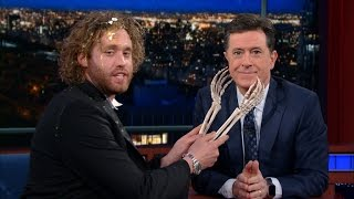 So Things Got Weird With T.J. Miller