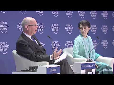 East Asia 2012 - A Conversation with Daw Aung San Suu Kyi (HD)