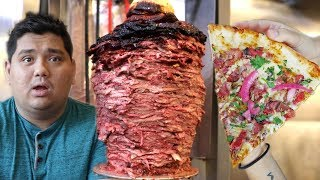 He Found a CHAR SIU PORK PIZZA!! [News Bites]