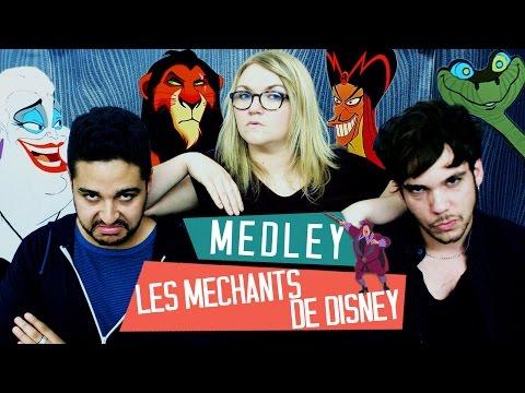 [MEDLEY DISNEY 3] LES MÉCHANTS ! (Le Livre De La Jungle, La Belle Et La Bête, La Petite Sirène...)