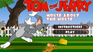 Tom And Jerry Mouse About The House - Movie Gameplay