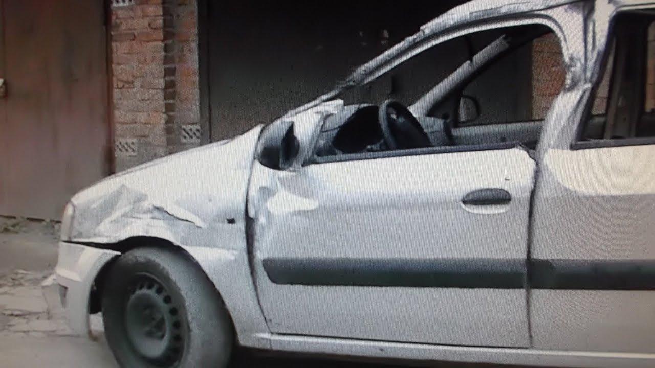 ВЕСЬ ВОРОНЕЖ БЫЛ В ШОКЕ от ЭТОГО Renault Logan Ultron - YouTube