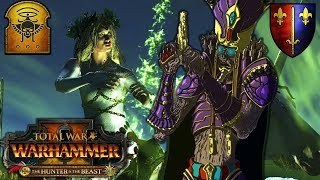 AM I THE ONLY ONE AROUND HERE WHO CARES ABOUT NAGASH? - Tomb Kings vs. Bretonnia - Warhammer 2