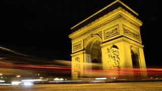 Paris City Timelapse