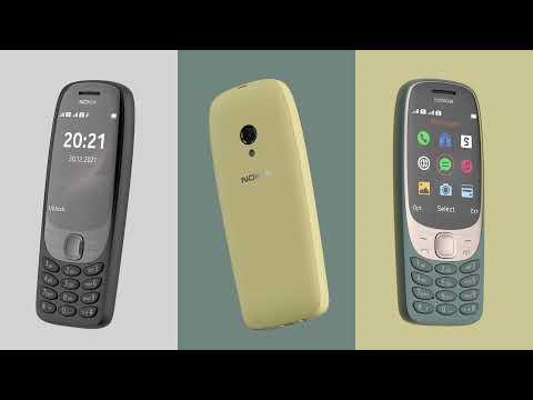 Nokia 6310: The icon has returned.