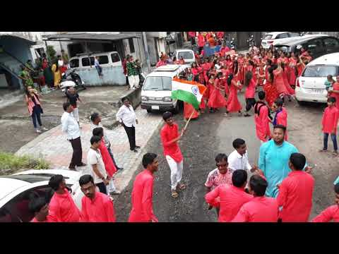 Pajawala (Ganpati Visarjan)Bhimrat Gam 23 Sep 2018 Dj Hari Surat