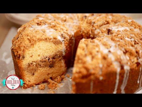 Classic Coffee Cake | Gemma's Bigger Bolder Baking