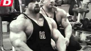 Branch Warren/David Jacobs Chest & Shoulders Part 6 of 6. Side…