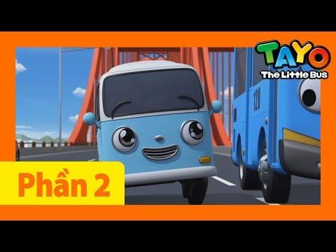 Tayo Phần2 Tập1 l Tayo và Bong Bong l Tayo xe buýt bé nhỏ l Phim hoạt hình cho trẻ em