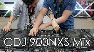 cotts ravine pioneer cdj900nxs mix electro w djm900srt
