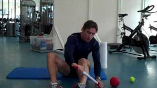 Foam Rolling and muscle release technique