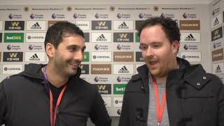 Wolves 2 Chelsea 1 - Tim Spiers and Nathan Judah analysis