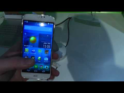 Acer Liquid Jade S Preview MWC by Spazio iTech