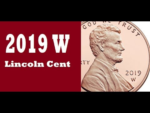Breaking News - 2019 W Lincoln Cent
