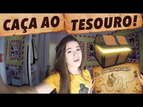 CAÇA AO TESOURO!
