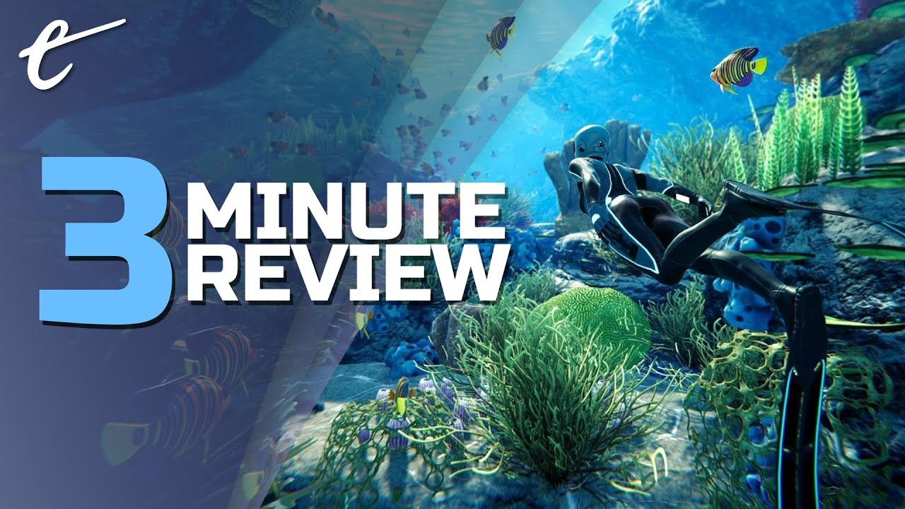 Beyond Blue | Review in 3 Minutes (Video Game Video Review)