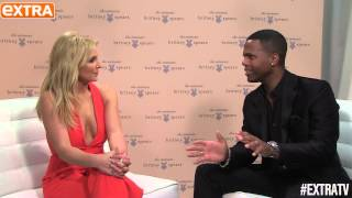 The Intimate Britney Spears Collection - EXTRA Full Interview (2014)