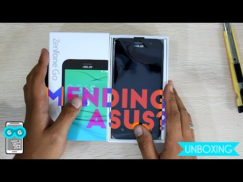 Unboxing & Hands-on ASUS Zenfone GO - 1,4 JUTA Dapat 4G Resmi + Manual Mode di Kamera? WOW!