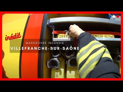 [MANŒUVRE] Incendie - Villefranche-sur-Saône