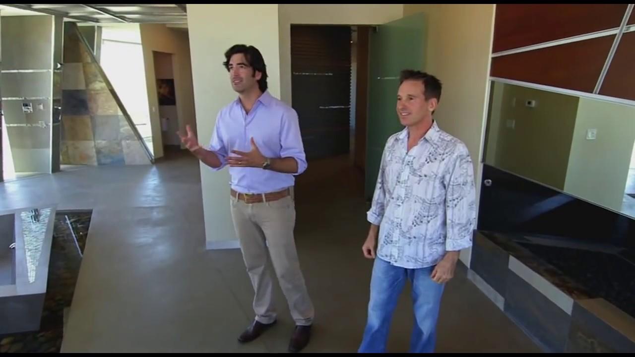 Million Dollar Rooms Luxury Desert Modern Home Master Suite - HGTV