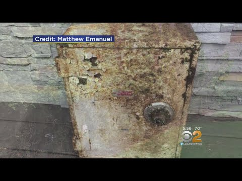 Couple Stumbles Across Valuable 'Treasure' On Their Staten Island Property