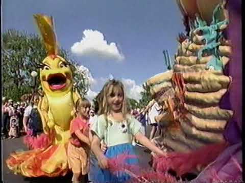 1997 Walt Disney World Happy Easter Parade (Part 5)