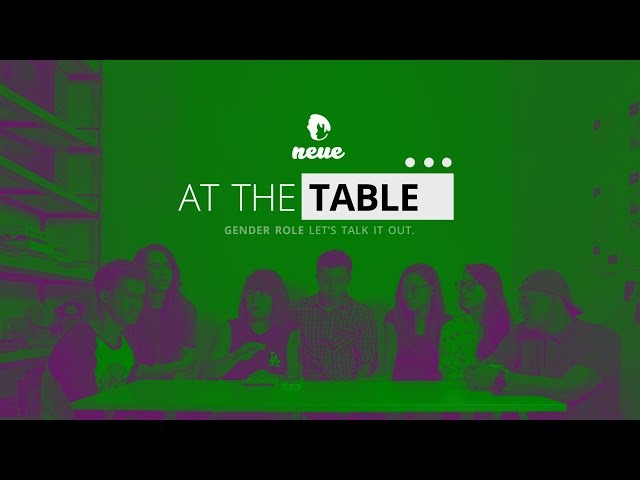 At The Table: Gender Roles in Modern Day Relationships