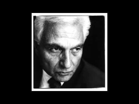 Jacques Derrida : Entretien avec Laure Adler [1996]