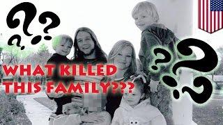 Joven encuentra a toda su familia muerta y las autoridades no pueden definir la causa de la muerte