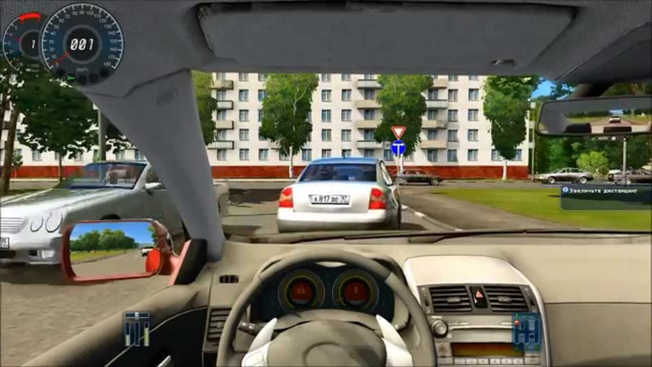 City Car Driving Simulator 1.2.2 (3D Instructor 2.2) - YouTube