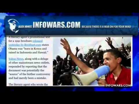 OBAMA Born in KENYA - Blackmailed by Clinton's. Signed Laws & Executive Orders should be VOID