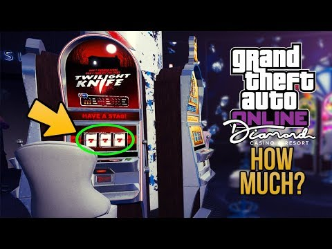 GTA Online Diamond Casino Update - Release Time, How Much Will It Cost & Earning Money Gambling