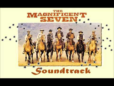 the magnificent seven theme song 1960 youtube. Black Bedroom Furniture Sets. Home Design Ideas