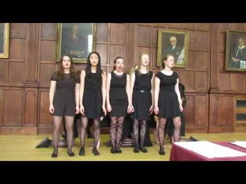 Acabelles - Somebody That I Used To Know Cover