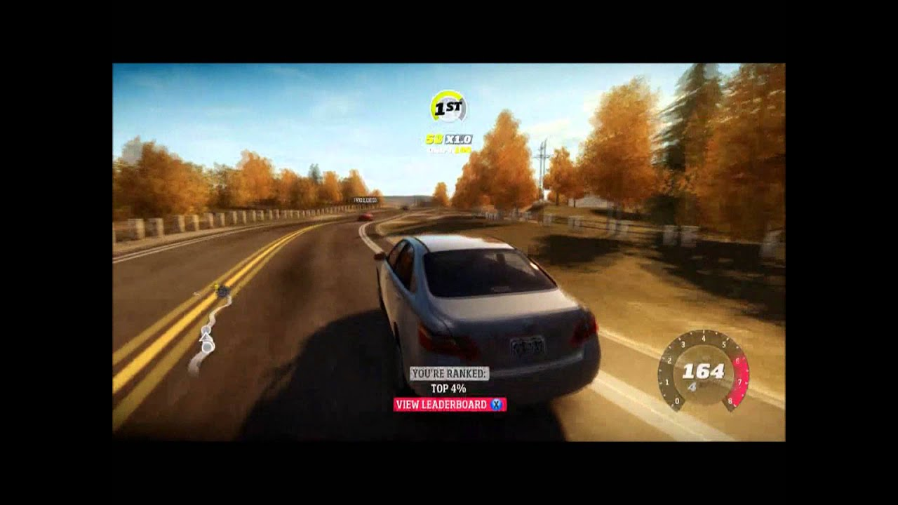 Forza Horizon Mods Toyota Camry Youtube