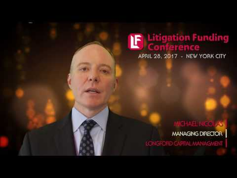 Review of the Litigation Funding Conference by Delegates April 28, 2017 in New York City