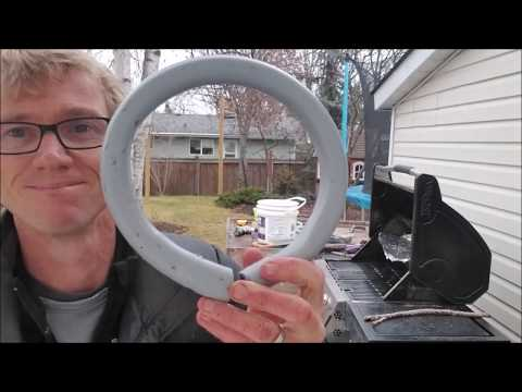 How to make PVC Gymnastic Rings at home - easy and cheap