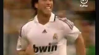 Суперкубок Испании 2008 Реал Мадрид 4 2 Валенсия
