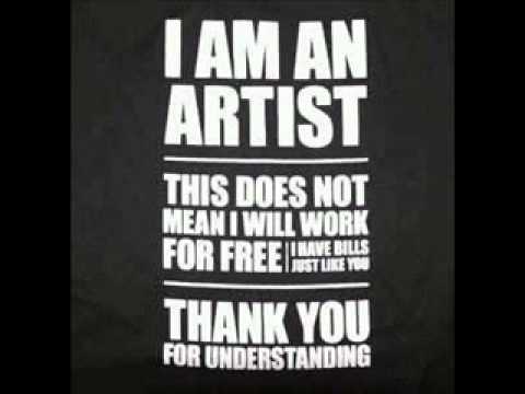 i am an artist.wmv