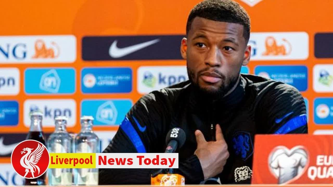 Download Liverpool and Barcelona deny Georginio Wijnaldum contract agreement in new transfer twist - new...