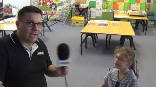 Mark's Kindy Chat at Charlestown South Public School