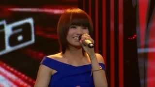 The Voice Cambodia - ពេជ្រ ស៊ីកា - ស្រលាញ់គឺលះបង់ - 10 Aug 2014