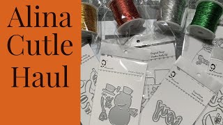 #Aliexpress #Haul | #Alinacutle | Christmas Dies and Treat Boxes