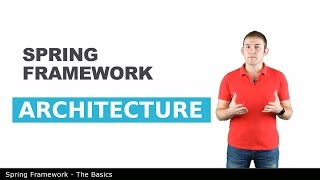 Архитектура - 1 - The Basics of Spring Framework