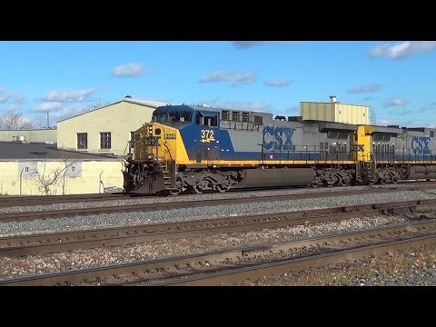 Railfanning Dolton 11-13-15 - They Don