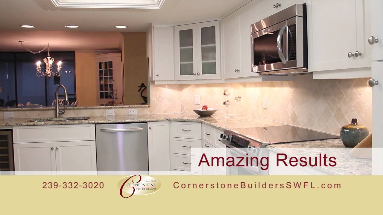 Merveilleux Custom Kitchens Remodel Renovation Services Cornerstone Kitchens  SWFL Florida