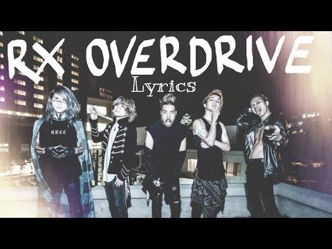 CROSSFAITH - RX OVERDRIVE Lyrics