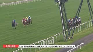 Vidéo de la course PMU PRIX JACQUES LAFFITTE