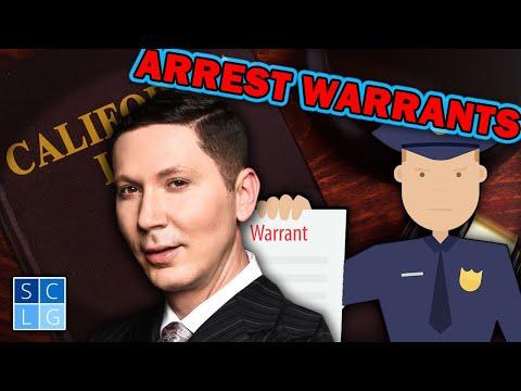 How do 'arrest warrants' work? (Former DA explains)